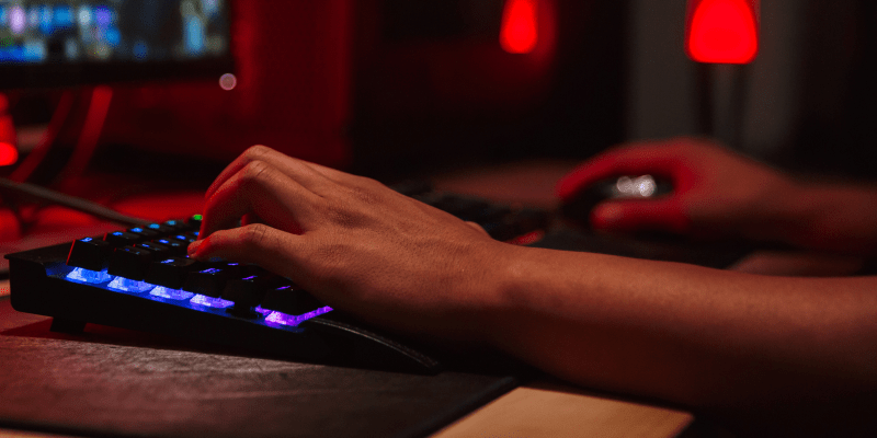 carpal tunnel syndrome in gamers