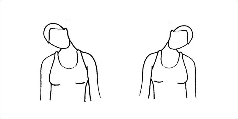 Scalene activation